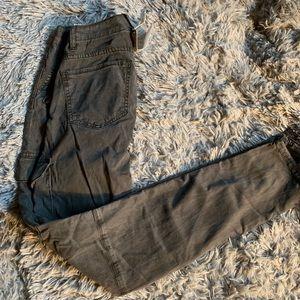 Zara Pants - Zara army cargo pants